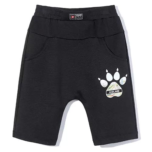 Детские шорты Kelme Boy's knitted cropped shorts