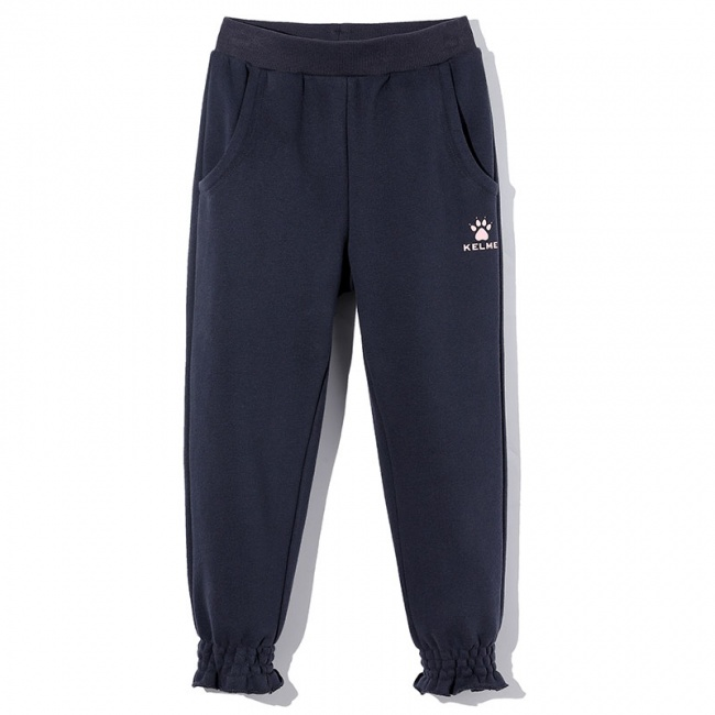 Детские брюки Kelme Girls' knitted pants