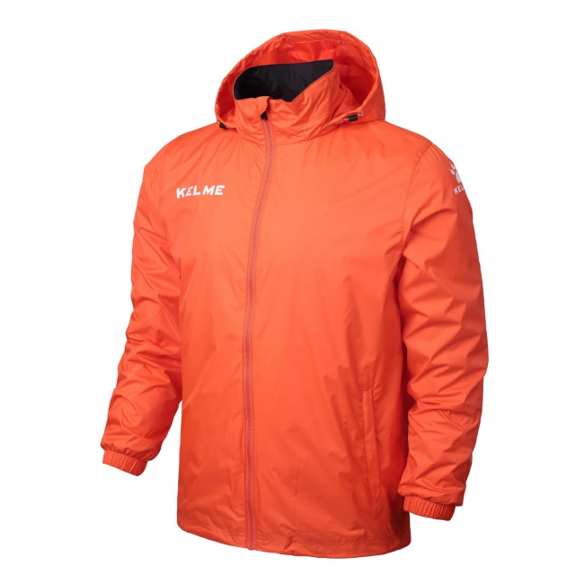 Детская ветровка KELME Windproof rain Jacket KID