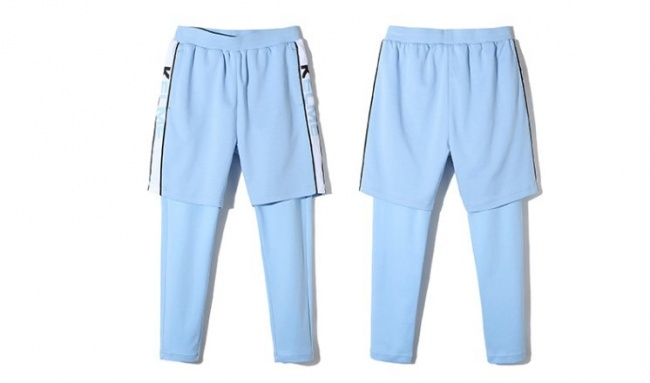 Детские брюки Kelme Boys fake two-piece trousers